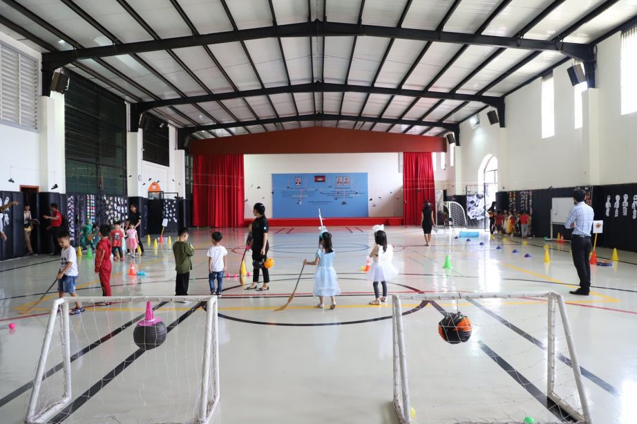 Learning Jungle International School Cambodia - banner