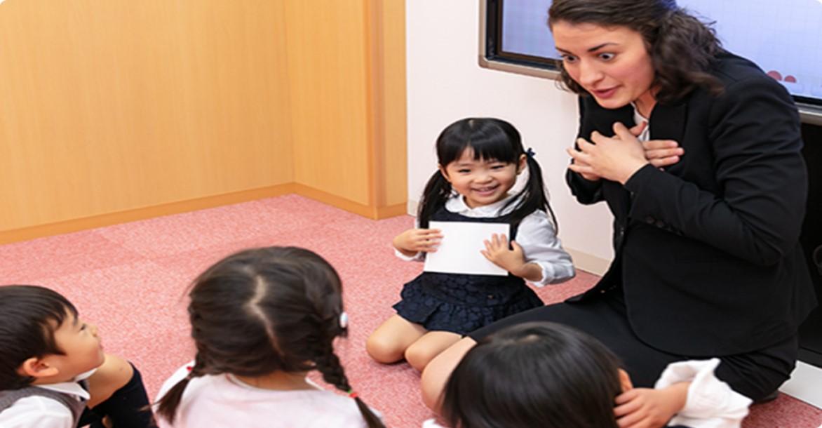 Teach Pre-School Students at Amity!